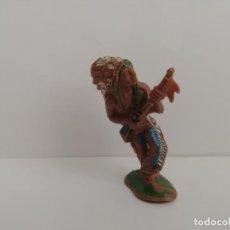 Figuras de Goma y PVC: INDIO DE LAFREDO SERIE 6 CMS. PLÁSTICO. Lote 147831566