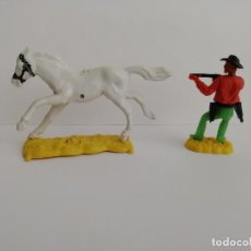 Figuras de Goma y PVC: FIGURAS DE LAFREDO DE LA RARA CAJA ACCION. COMO SE VE EN LAS FOTOS. AÑOS 70. Lote 147834794