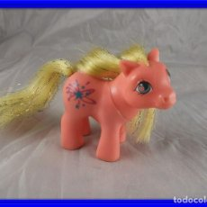 Figuras de Goma y PVC: MY LITTLE PONY DE HASBRO 1984 MADE IN HONG KONG. Lote 147904022