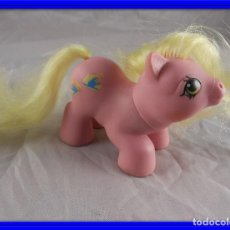 Figuras de Goma y PVC: MY LITTLE PONY DE HASBRO 1987 MADE IN CHINA. Lote 147904594