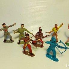 Figuras de Goma y PVC: SOLDADITOS COMANSI. Lote 147997766
