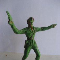 Figuras de Goma y PVC: SOLDADOS DEL MUNDO COMANSI. OFICIAL ITALIANO. 8.5 CM. Lote 148005386