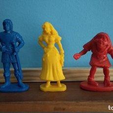 Figuras de Goma y PVC: COMICS SPAIN SERIE JOROBADO NOTRE DAME. Lote 148032294