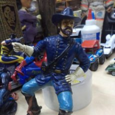 Figuras de Goma y PVC: COMANSI.HEROES OF THE WEST.NATHAN MACKENZIE.. Lote 148093134
