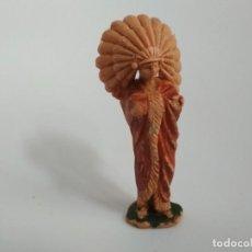 Figuras de Goma y PVC: FIGURA INDIO REAMSA. Lote 148146814