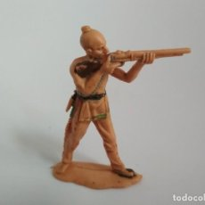 Figuras de Goma y PVC: FIGURA INDIO REAMSA. Lote 148147254