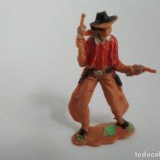 Figuras de Goma y PVC: FIGURA VAQUERO REAMSA. Lote 148148450