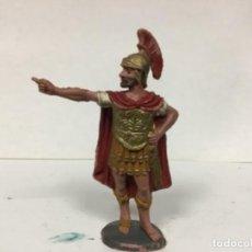 Figuras de Goma y PVC: FIGURA ROMANO PECH OLIVER TRIBUNO LEGION ROMANA GENERAL HERMANOS PECH OLIVER. Lote 148247626