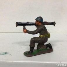 Figuras de Goma y PVC: FIGURA JECSAN CASCOS AZULES JAPONES AMERICANO MILITAR SOLDADO . Lote 148248162