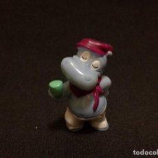 Figuras Kinder: FIGURA PVC - HUEVOS KINDER SORPRESA - HIPOPOTAMO 1992. Lote 148328718