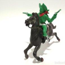 Figuras de Goma y PVC: FIGURAS VAQUERO LAFREDO. Lote 148475126