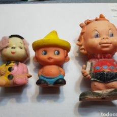 Figuras de Goma y PVC: MUÑECOS GOMA FARMI Y OTROS MADE IN SPAIN. Lote 148522317
