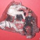 Figuras de Goma y PVC: ALGUACIL A CABALLO, SERIE TOROS TAUROMAQUIA, GOMA, TEIXIDÓ, ORIGINAL AÑOS 50-60.. Lote 148545306