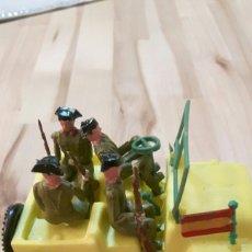 Figuras de Goma y PVC: LOTE 21 PIEZAS SOTORRES. Lote 126190483