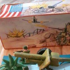 Figuras de Goma y PVC: CAJA N 1 PECH ARTILLERÍA COMPLETA (VER DESCRIPCION Y FOTOS). Lote 148581214