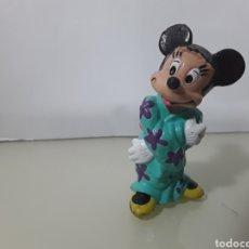 Figuras de Goma y PVC: FIGURA PVC MINNIE JAPONESA BULLYLAND BULLY. Lote 148594164