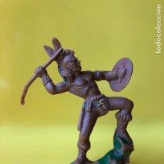 Figuras de Goma y PVC: FIGURA INDIO LAFREDO. Lote 148638758