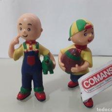 Figuras de Goma y PVC: LOTE 2 FIGURAS PVC CAILLOU COMANSI NUEVAS. Lote 148663128