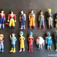 Figuras de Goma y PVC: FIGURAS DE GOMA PVC DRAGON BALL DRAGONBALL BOLA DE DRAGON . Lote 148698666