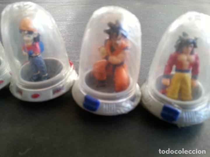 Figuras de Goma y PVC: Figuras de goma pvc dragon ball DragonBall bola de dragon en cápsulas - Foto 2 - 148698826