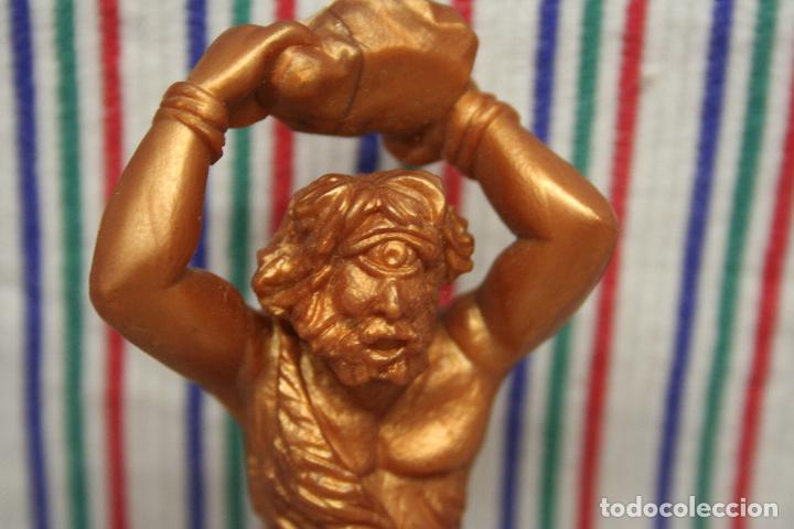 Figuras de Goma y PVC: FIGURA CICLOPE COMANSI YOLANDA - Foto 3 - 148772714