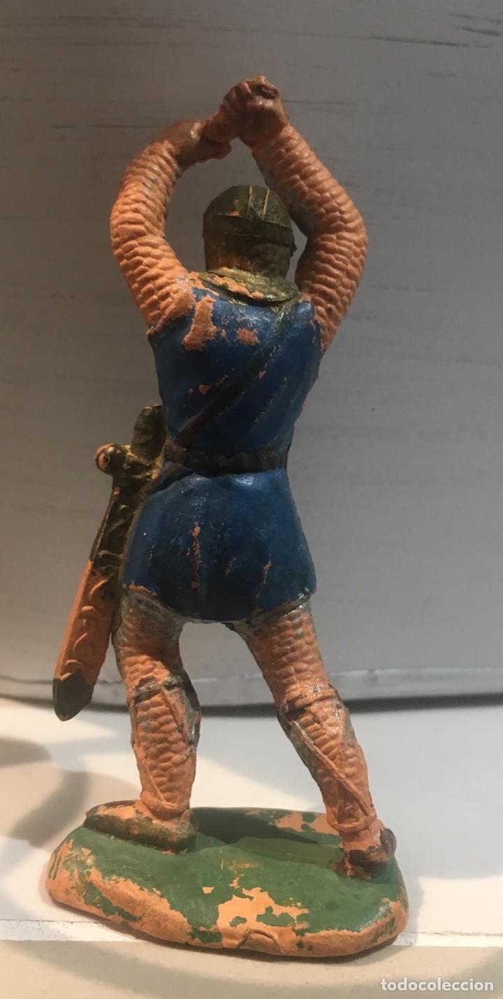 Figuras de Goma y PVC: Figura de plástico medieval Reamsa - Foto 2 - 148808677