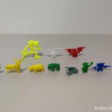 Figuras de Goma y PVC: LOTE FIGURAS DUNKIN. Lote 148850686