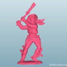 Figuras de Borracha e PVC: INDIOS VAQUEROS LAFREDO CONVERSIÓN (54). Lote 148900618