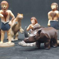 Figuras de Goma y PVC: LOTE - ESTUCHE - FIGURA AGE ICE - CAR32. Lote 148992194