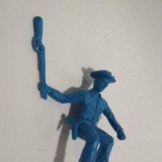 Figuras de Goma y PVC: VAQUERO REAMSA GOMARSA. Lote 149233538