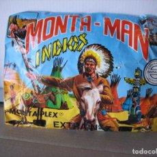 Figuras de Goma y PVC: MONTAPLEX. Lote 149240250