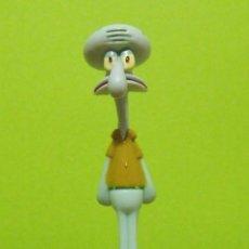 Figuras Kinder: FIGURA PVC CALAMARDO - COLECCIÓN SPONGE BOB - BOB ESPONJA - KINDER SORPRESA 2005. Lote 149349614