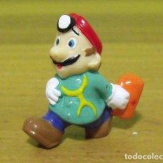 Figuras de Goma y PVC: FIGURA PVC DOCTOR MARIO - SUPER MARIO BROS - NINTENDO. Lote 149433666