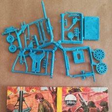 Figuras de Goma y PVC: MONTAPLEX 454 - SOBRE ABIERTO CON MATRICES SIN DESTROQUELAR. Lote 149543538