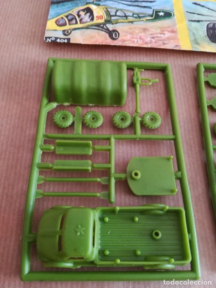 Figuras de Goma y PVC: MONTAPLEX 404 - SOBRE ABIERTO CON MATRICES SIN DESTROQUELAR - Foto 3 - 149543678