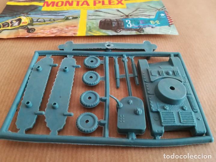 Figuras de Goma y PVC: MONTAPLEX 404 - SOBRE ABIERTO CON MATRICES SIN DESTROQUELAR - Foto 2 - 149543686