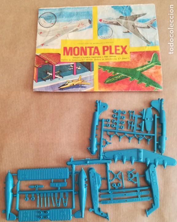 MONTAPLEX 426 - SOBRE ABIERTO CON MATRICES SIN DESTROQUELAR (Juguetes - Figuras de Goma y Pvc - Montaplex)