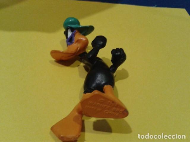 FIGURA BULLY 1998 WARNER BROS ( EL PATO LUCAS ) (Juguetes - Figuras de Goma y Pvc - Bully)