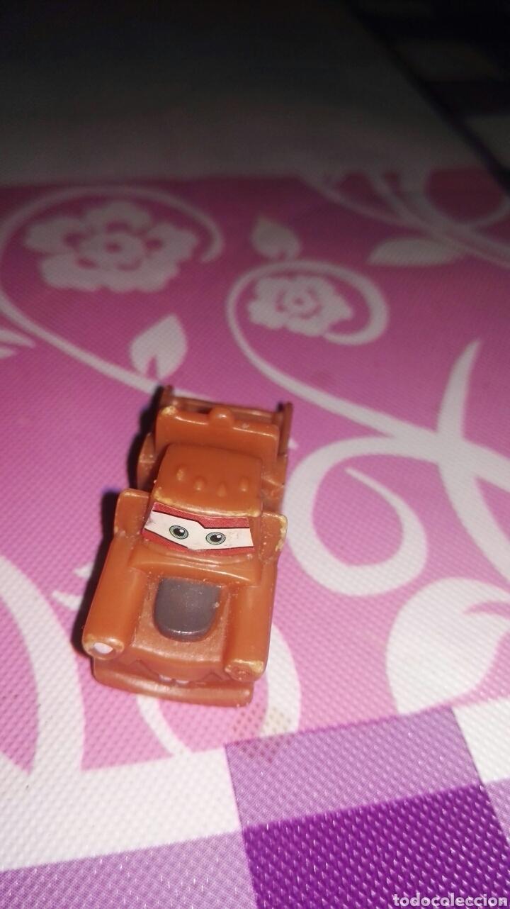 FIGURA KINDER CARS (Juguetes - Figuras de Gomas y Pvc - Kinder)