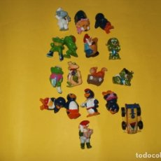 Figuras Kinder: LOTE DE FIGURAS KINDER Y OTRAS . Lote 149644598
