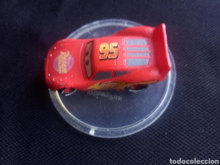 Figuras de Goma y PVC: FIGURA COCHE DISNEY PIXAR película Cars. Bully - Foto 3 - 149663812