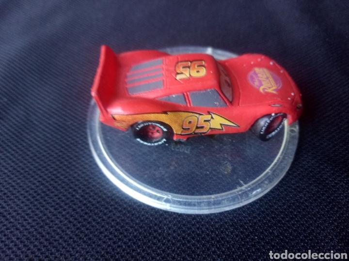 Figuras de Goma y PVC: FIGURA COCHE DISNEY PIXAR película Cars. Bully - Foto 4 - 149663812