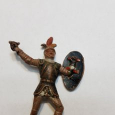 Figuras de Goma y PVC: FIGURA REAMSA MEDIEVAL NÚMERO 131. Lote 149673170