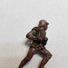 Figuras de Goma y PVC: FIGURA REAMSA MEDIEVAL NÚMERO 124. Lote 149673373