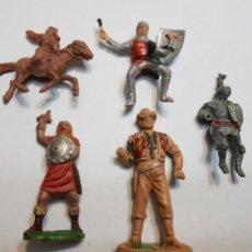 Figuras de Goma y PVC: FIGURAS VARIAS JECSAN,REAMSA,ETC LOTE 5. Lote 149674210