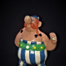 Figuras de Goma y PVC: FIGURA O MUÑECO GOMA PVC - FIGURA DE ASTEIX Y OBELIX - EURA SPAIN. Lote 149687076