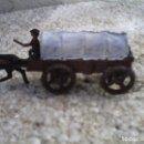 Figuras de Goma y PVC: CARRETA DE MONTAPLEX. Lote 149724842