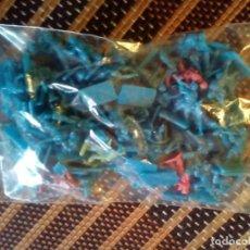 Figuras de Goma y PVC: SOLDADOS MONTAPLEX. Lote 149725334