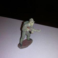 Figuras de Goma y PVC: PECH HERMANOS SOLDADO JAPONES FIGURA DE PLASTICO AÑOS 50 SOLDADITOS SOLDADOS. Lote 149726330