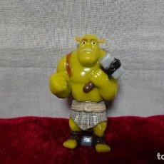 Figuras Kinder: SHREK - FIGURA MUÑECO SERIE SHREK DE KINDER. Lote 198943441